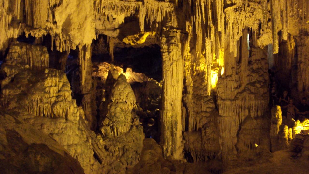 Grottes de Neptune