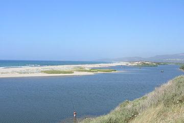 La rivière Coghinas