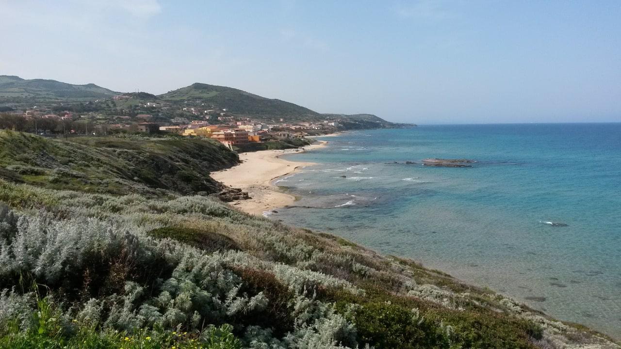 Spiaggia di Lu Bagnu - spiagge di Castelsardo