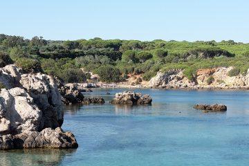 Tutte le spiagge di Alghero e Fertilia