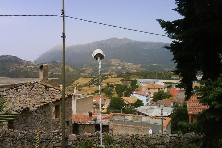 Orgosolo, Panorama