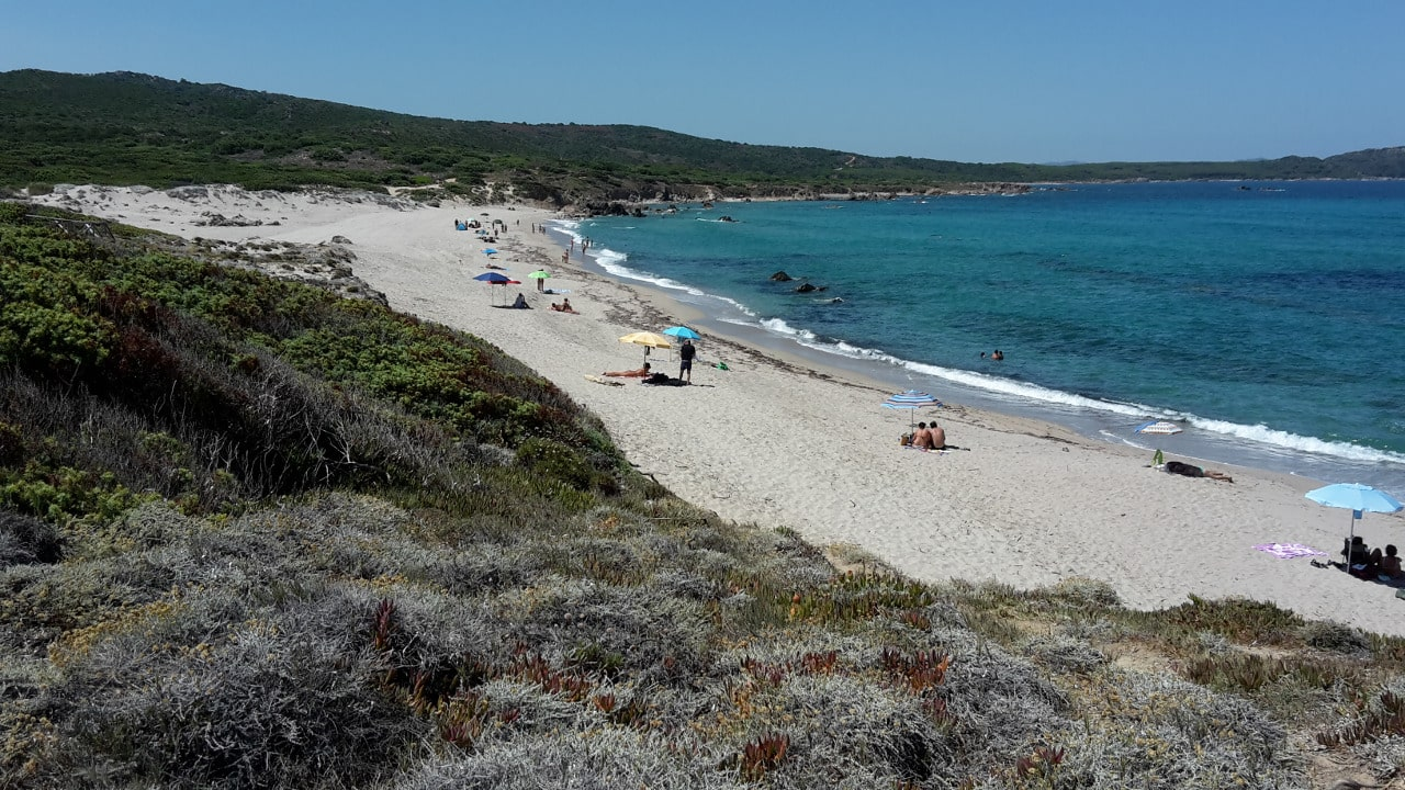 Rena di Matteu beach, near Rena Majore - Aglientu