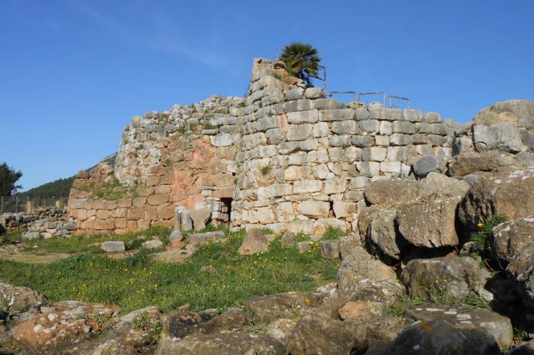 Nuraghe of Palmavera