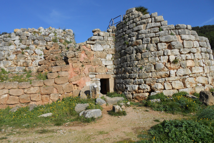 Towers of Palmavera Nuraghe