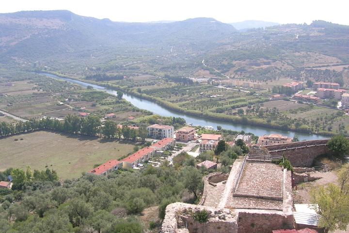 Bosa, castello Malaspina