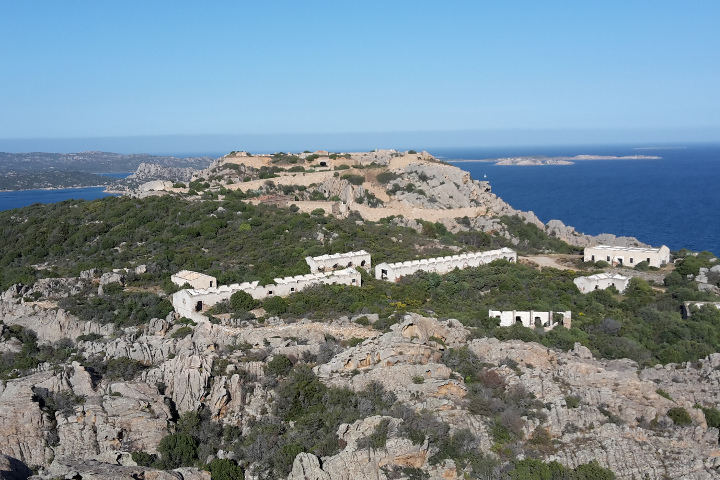 Fortress of Capo d'Orso