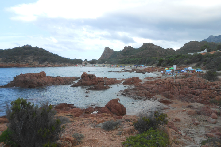 Cove of Su Sirboni