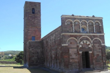 Tergu, first post of our Sardinian travel blog