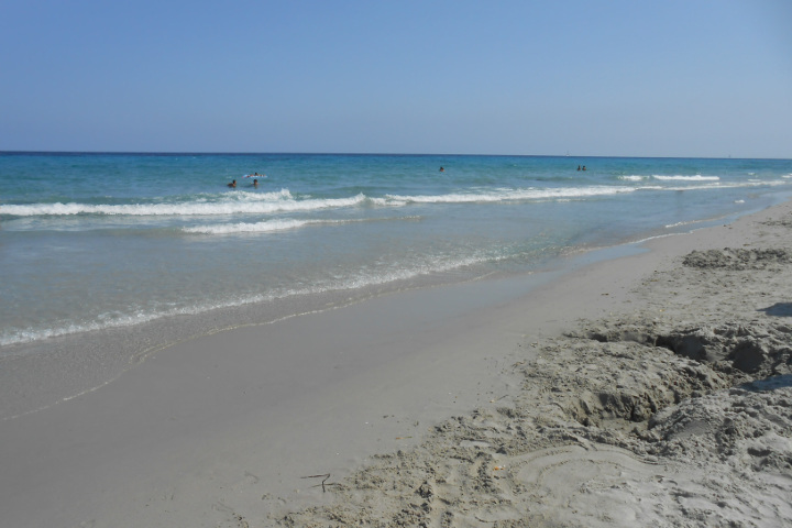 Berchida beach