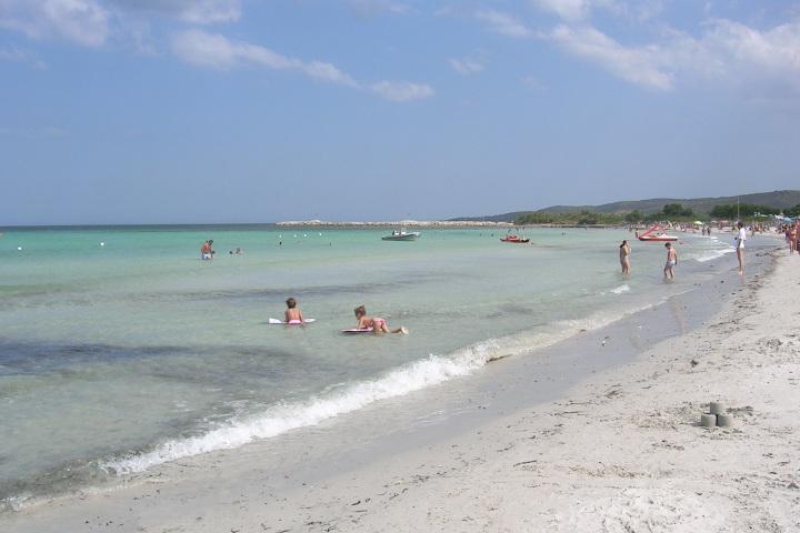 San Teodoro beach
