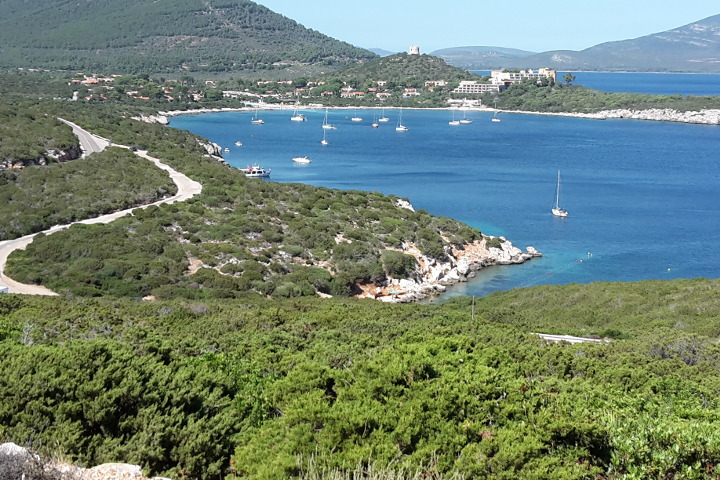 Near Cala Dragunara