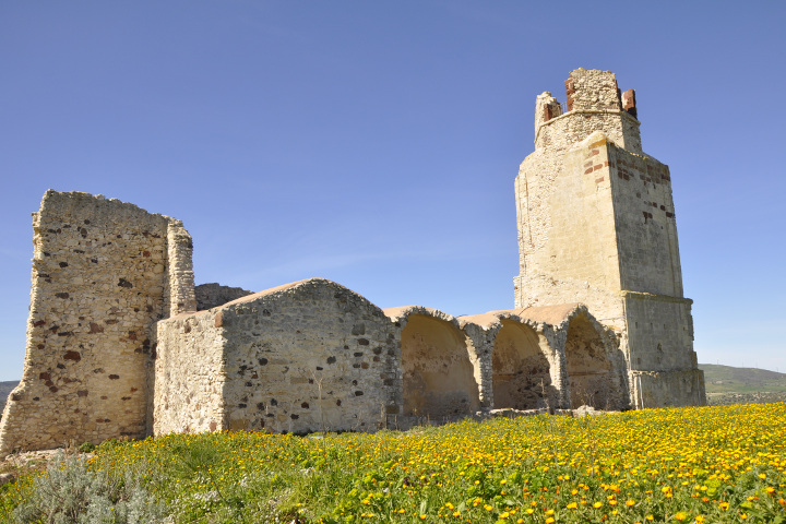 The castle of Chiaramonti