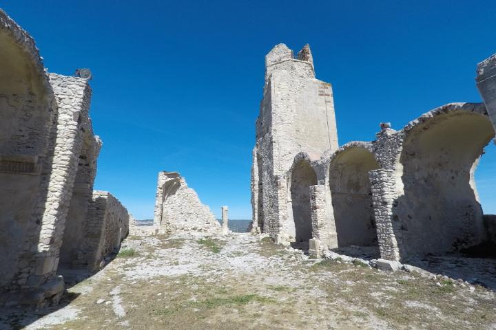 Château Doria, Chiaramonti