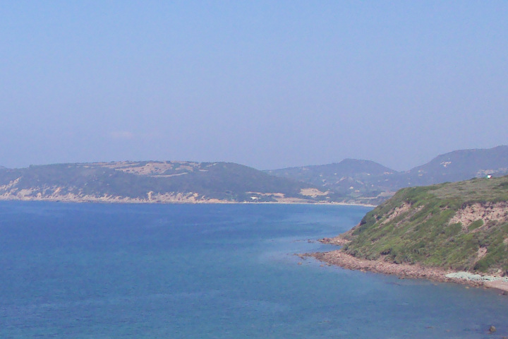 Near La Speranza Beach