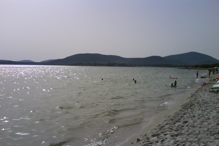 Beach of Maria Pia