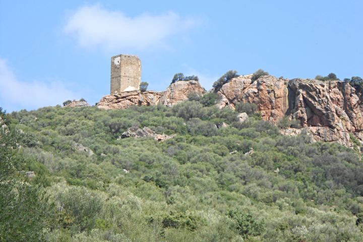 Casteldoria Castle