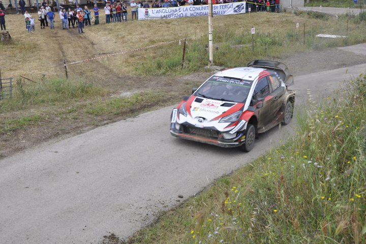 Esapekka- Rally Italia Sardegna