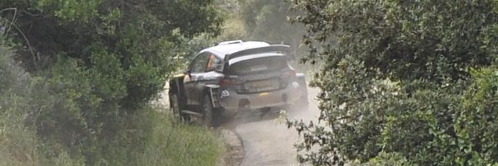 Evans - Rally Italia Sardegna