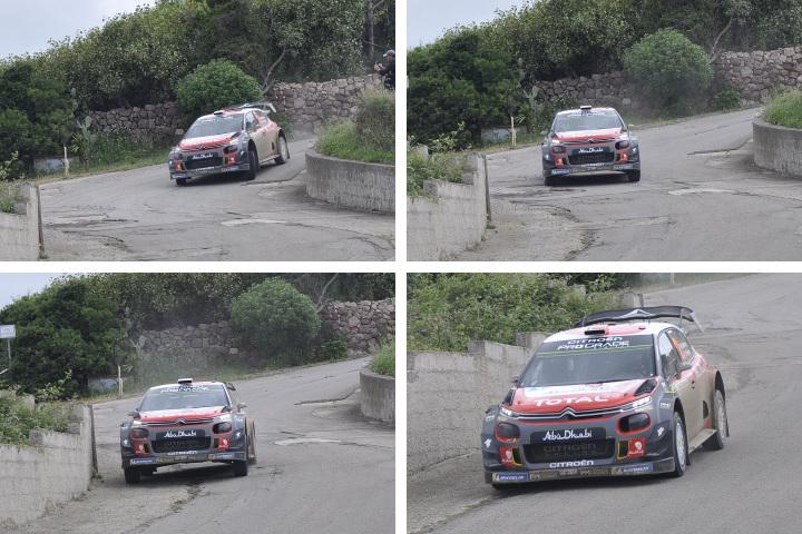 Oestberg - Rally di Sardegna