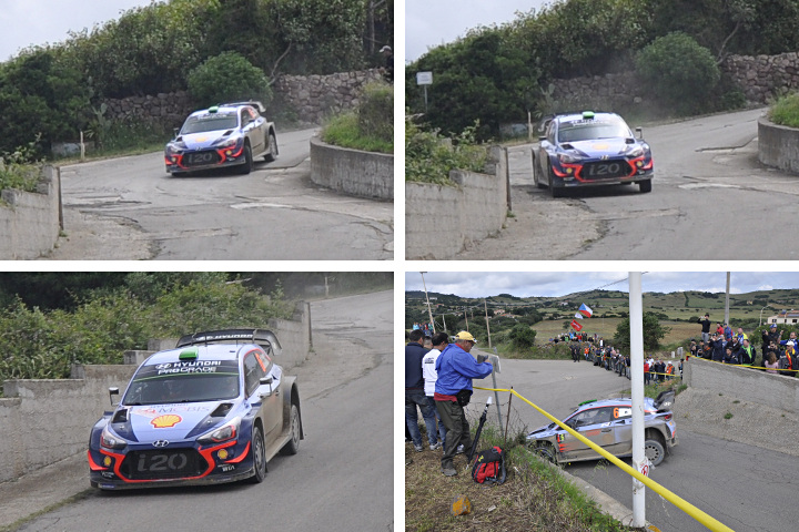 Paddon - Rally di Sardegna
