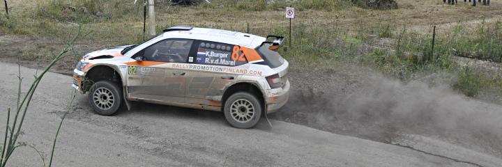 Skoda Fabia R5 - Rally Italia Sardegna