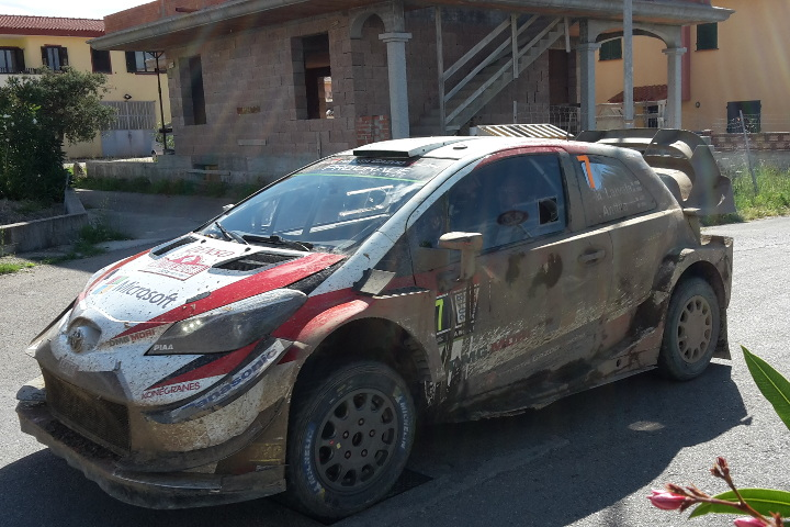 Latvala - Rally di Sardegna