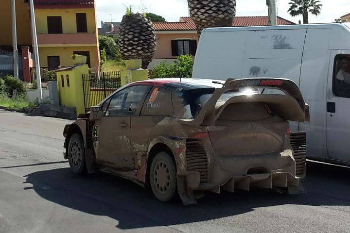 Rallye de Sardaigne, Lu Bagnu