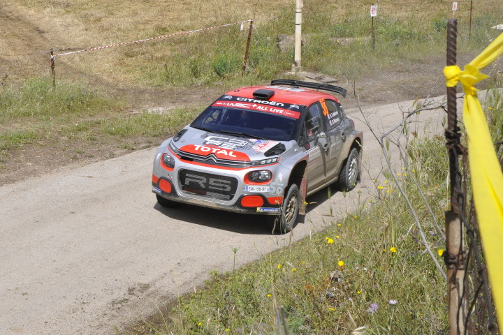 WRC2 - Rally di Sardegna