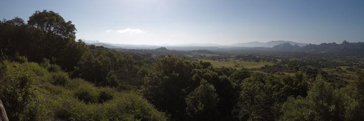 Panorama della Piana dei Grandi Sassi