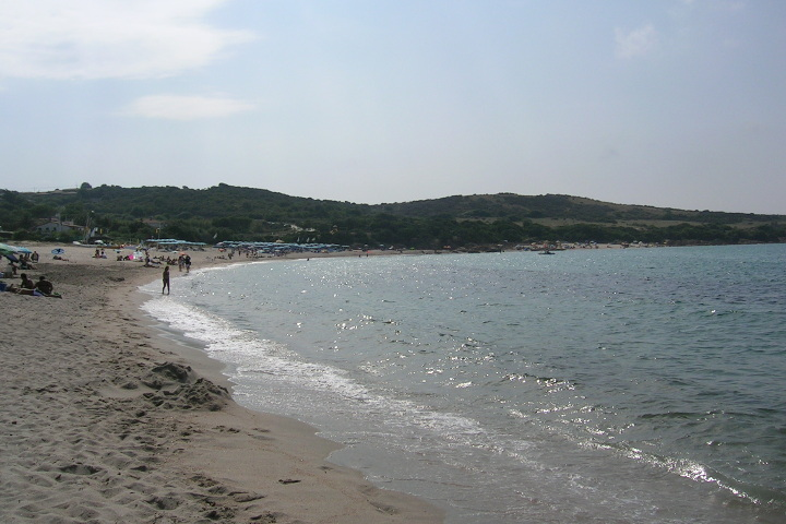 La Marinedda Beach