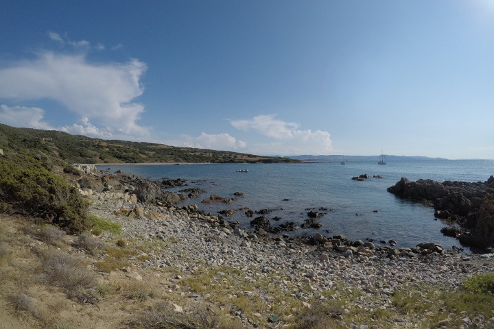Near Li Puzzi Cove