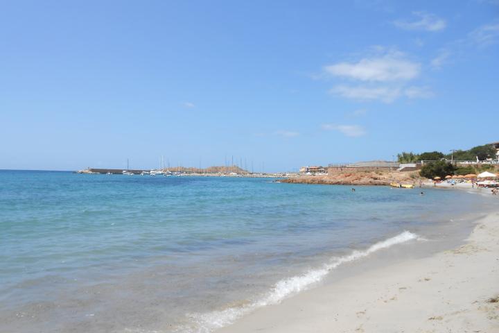 Plage Longa et Isola Rossa