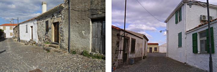 Rues de Rebeccu