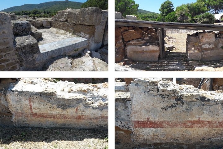 Decorazioni, epoca Romana