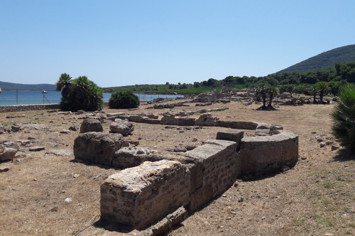 The Roman Villa of Sant'Imbenia