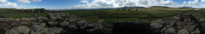 Panorama dal mastio