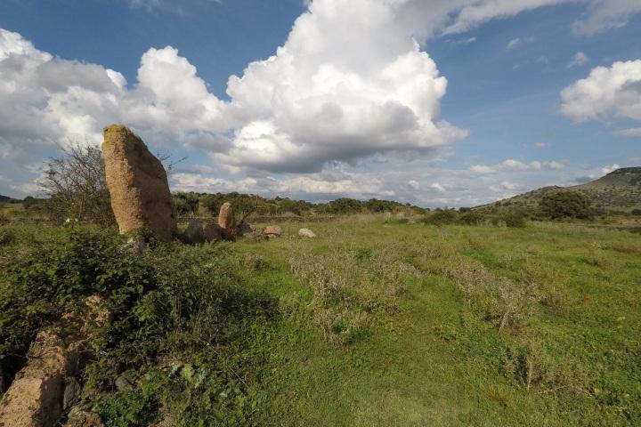 Near Sa Pedra Longa