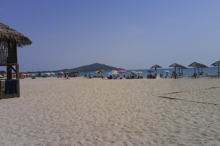 Beach of Orrì