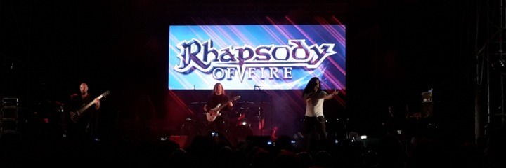 Rhapsody of Fire - live