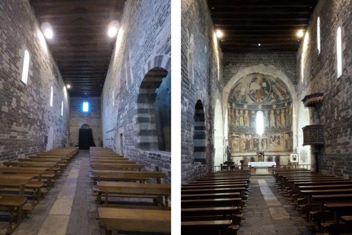 Main nave