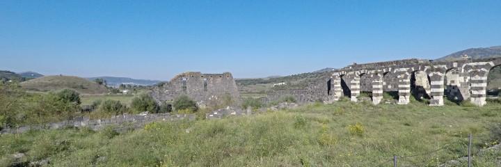 Ruines du monastère