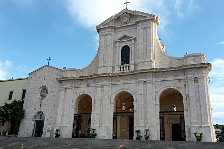 The Sanctuary of Bonaria