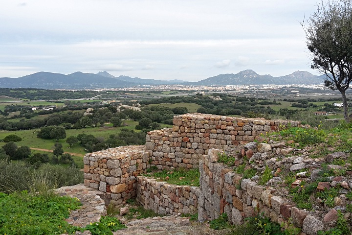 View of Olbia