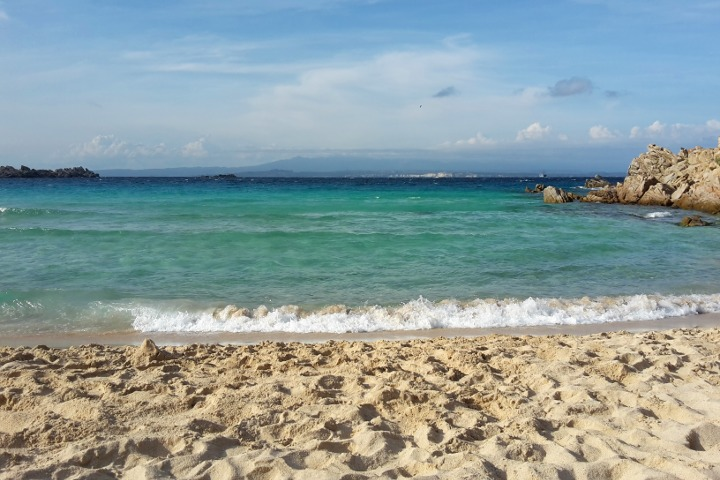 Uno sguardo verso la Corsica