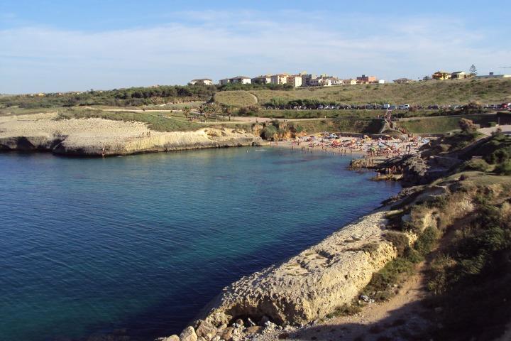 Balai beach