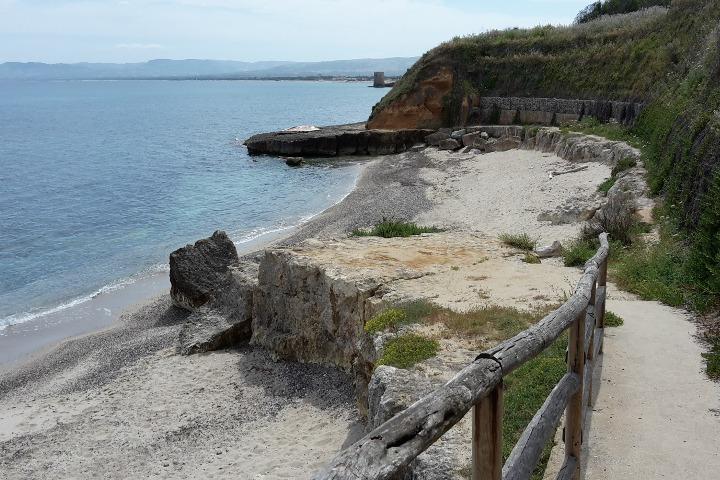 Farrizza beach