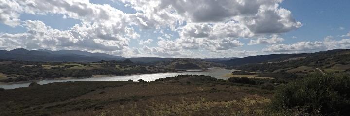 Lake of Liscia