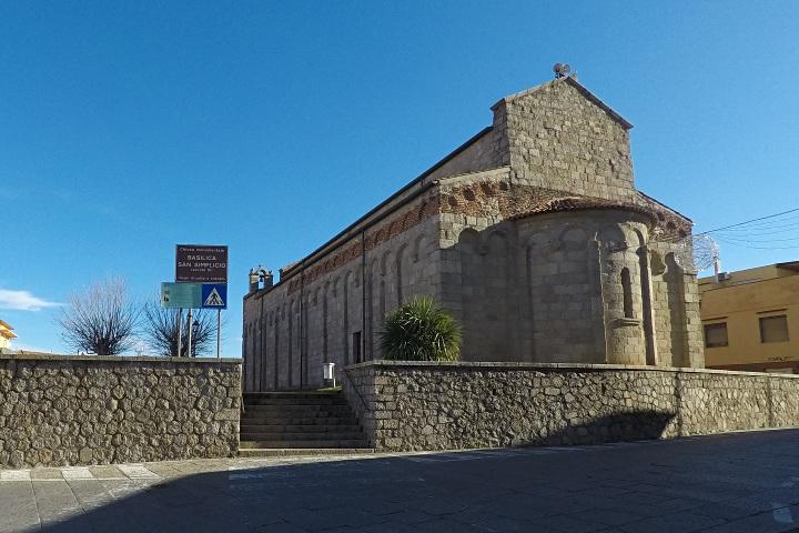 Basilique de San Simplicio