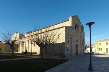 Olbia, San Simplicio Basilica