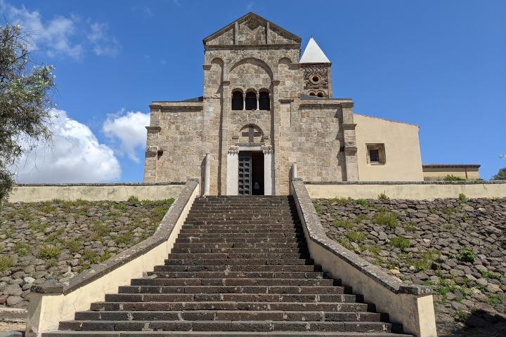 Santa Giusta, basilica